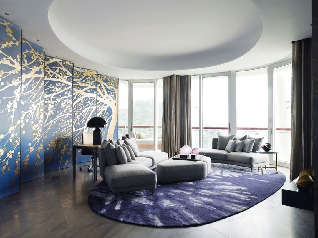 Refined and Modern Living Room Ideas – One Hundred Edition