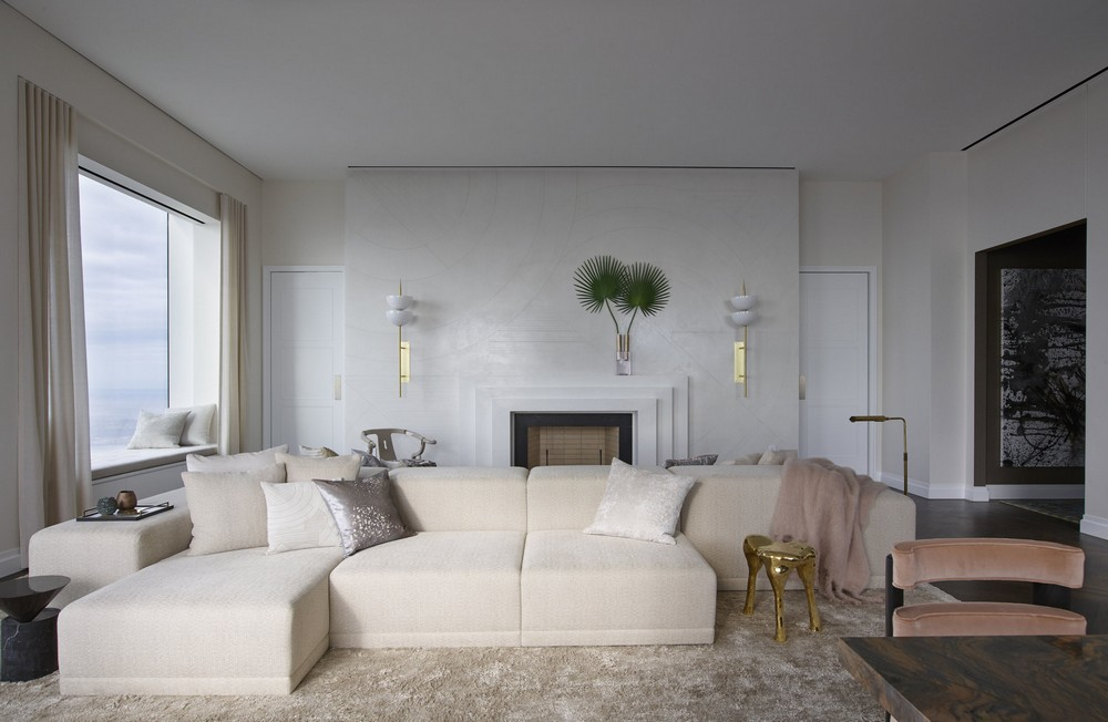 Exceptionnel Sheu0027s Likely The Worldu0027s Only Acolyte Of Andrée Putman, Philippe Starck And  Ian Schrager. New York Based Designer Kelly Behun Creates Spaces That  Combine ...