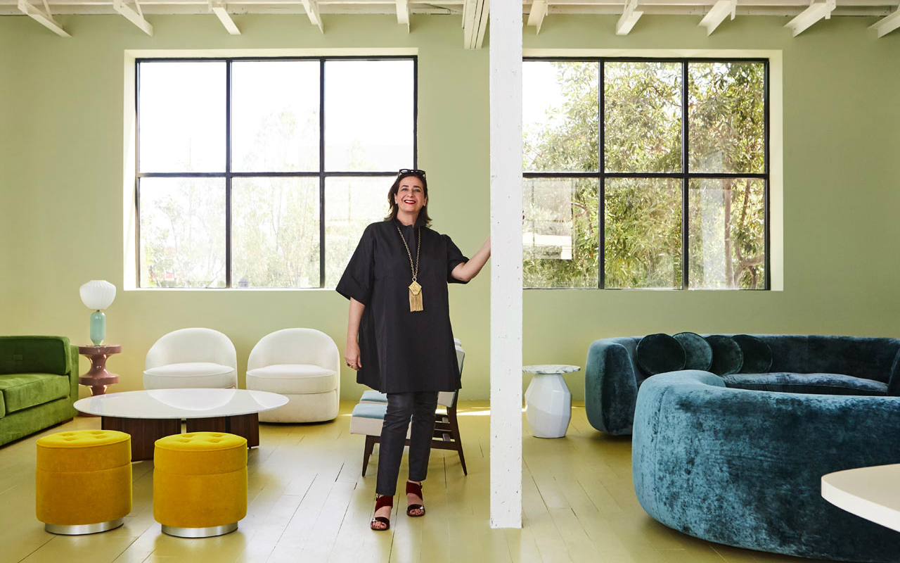 100 Top Interior Designers India Mahdavi One Hundred Edition