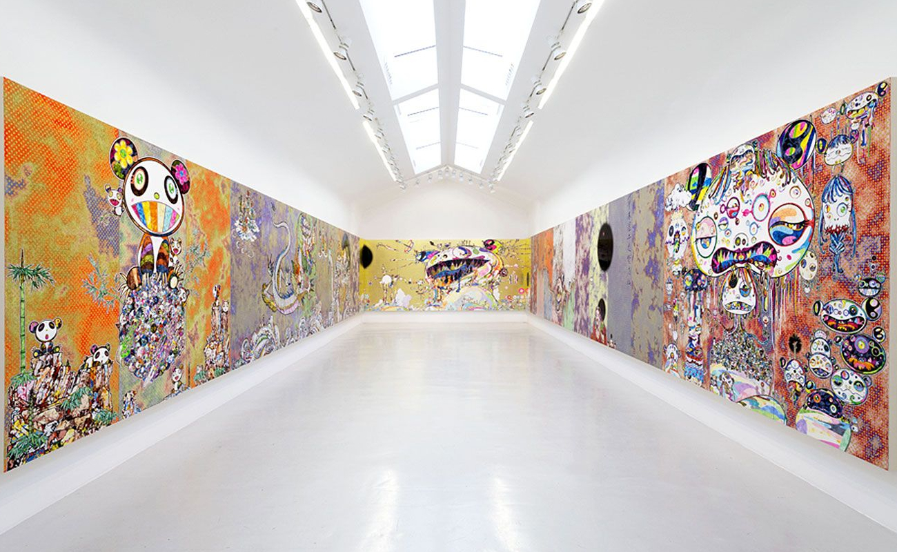 PARIS in 100º – The 10 Top Contemporary Art Galleries – One