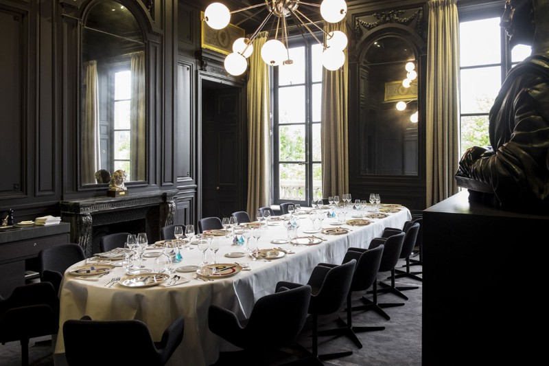 10 Top Luxury Restaurants in Paris