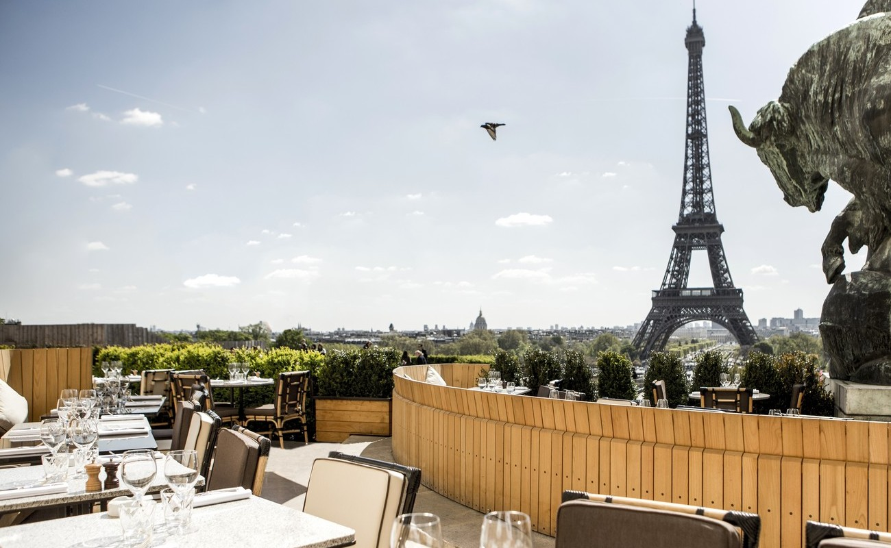 Paris In 100º The 10 Top Luxury Restaurants One Hundred Edition