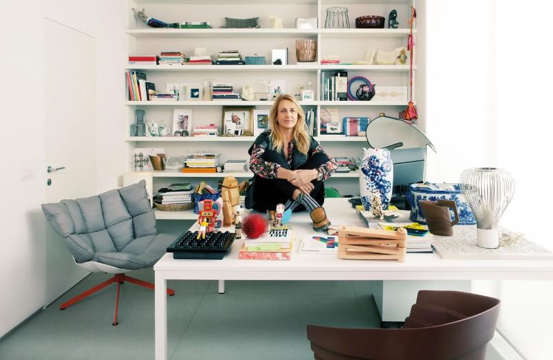 100 Top Interior Designer Patricia Urquiola One Hundred Edition