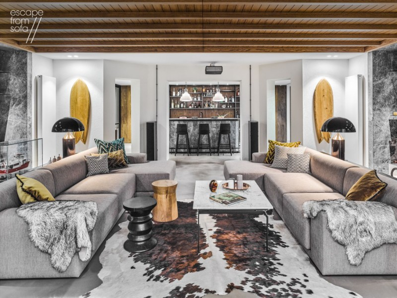 Known As Ones Of The Best Interior Designers Of Nowadays, Escape From Sofa  Strive To Create Rich Experiences For Their Clients And Their Market, ...