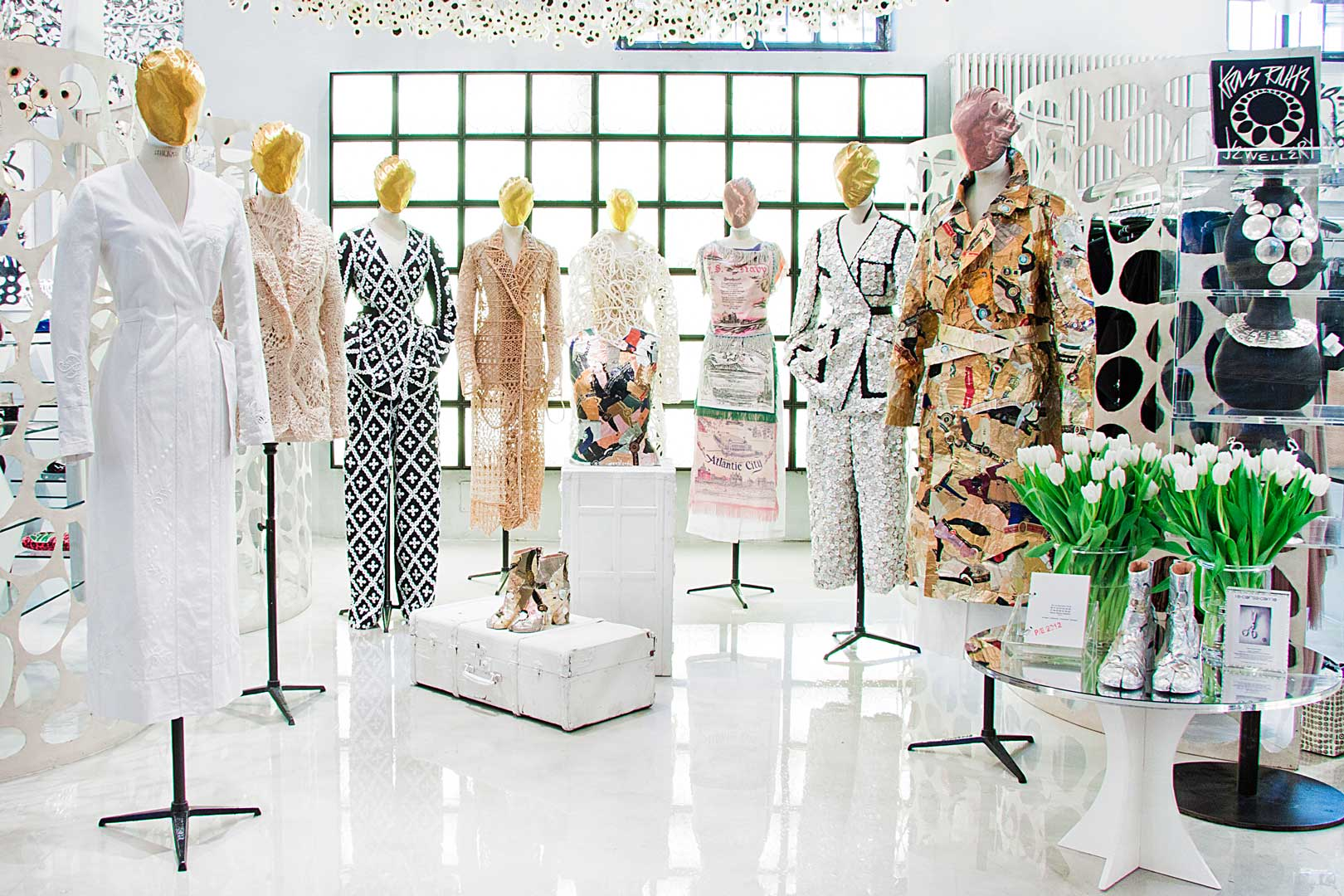 Milan In 100º The 10 Top High Fashion And Luxury Stores One Hundred Edition