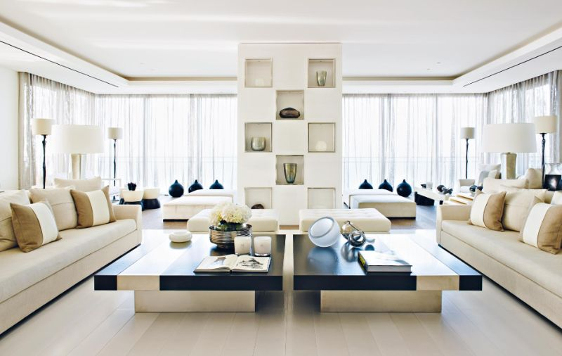 100 Top Interior Designer Kelly Hoppen One Hundred Edition