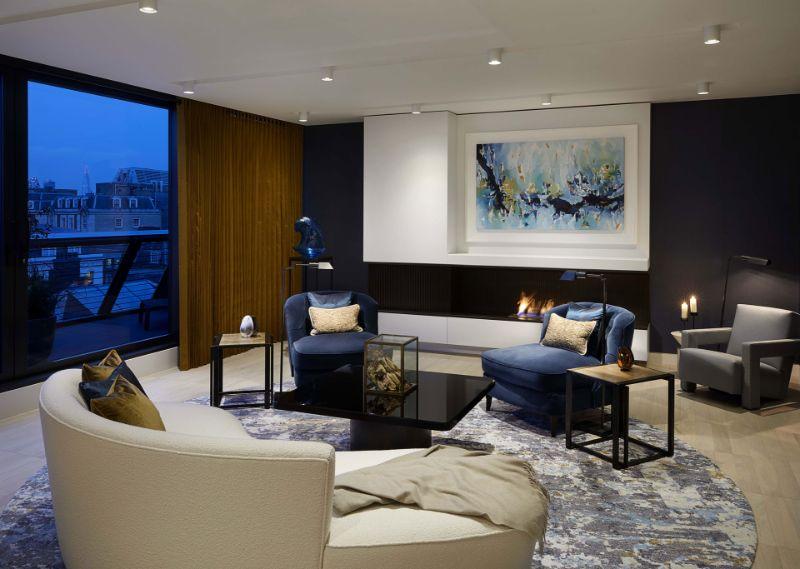 100 Top Interior Designer David Collins One Hundred Edition