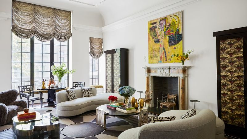 100 Top Interior Designer Francois Catroux One Hundred Edition
