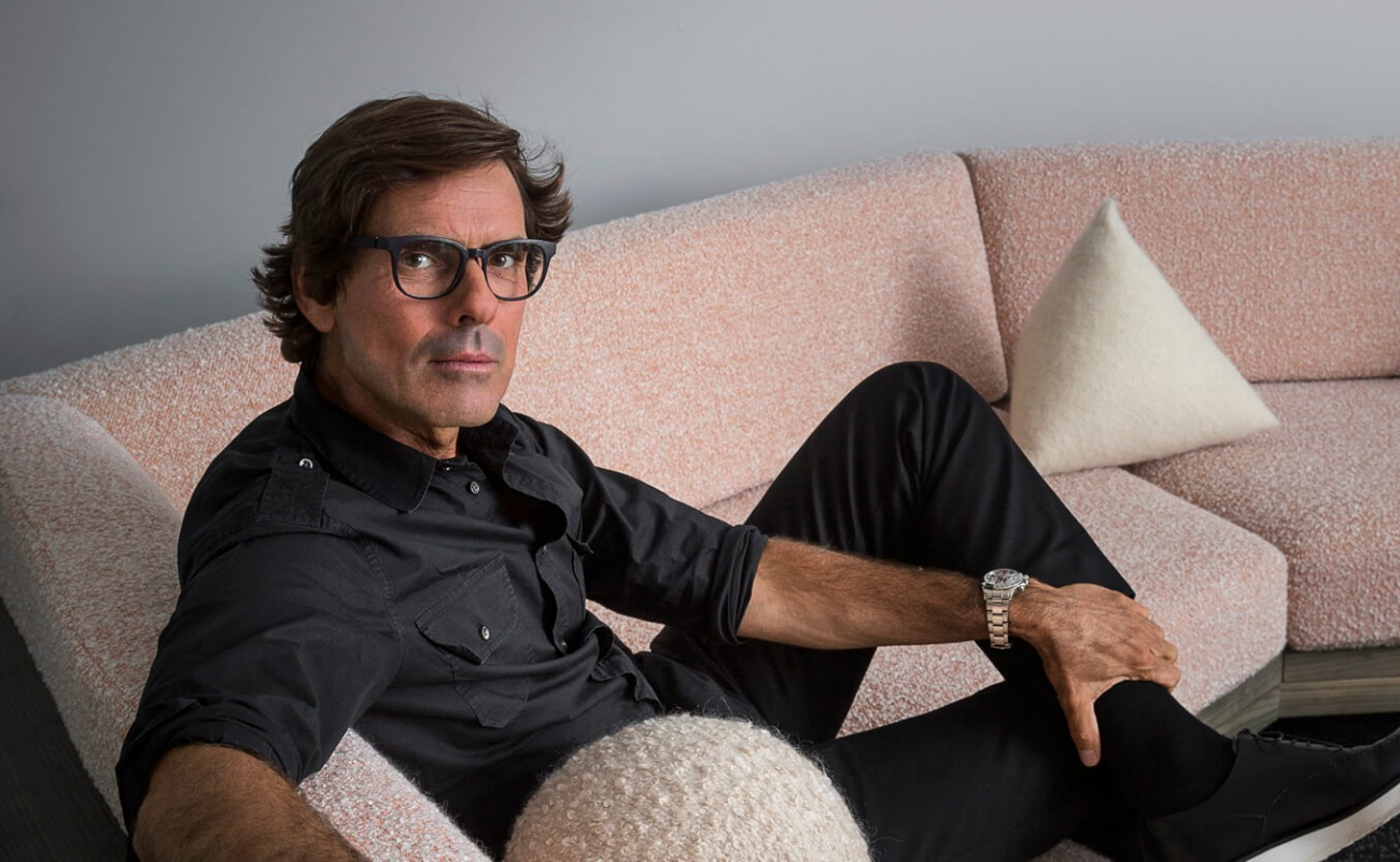 100 top interior designer pierre yovanovitch one - What does it take to be an interior designer ...