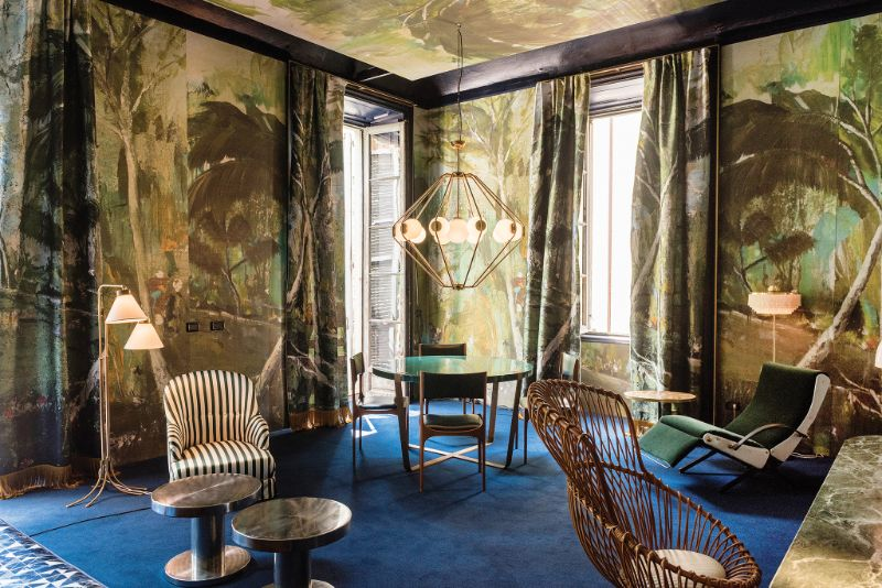 The Best Of Italian Design 10 Top Interior Designers From Milan One Hundred Edition
