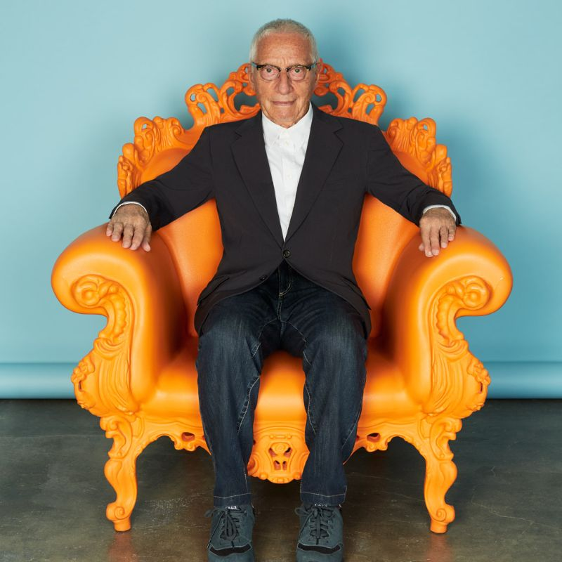Reminiscing Alessandro Mendini's Colorful and Playful Art Furniture alessandro mendini Reminiscing Alessandro Mendini's Colorful and Playful Art Furniture Alessandro Mendini 1
