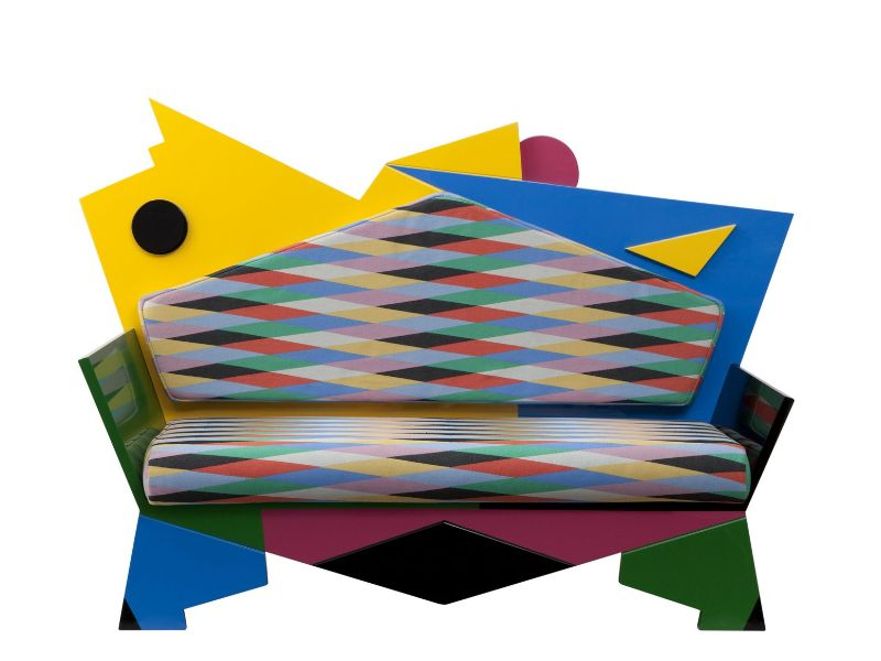 Reminiscing Alessandro Mendini's Colorful and Playful Art Furniture alessandro mendini Reminiscing Alessandro Mendini's Colorful and Playful Art Furniture Alessandro Mendini 12