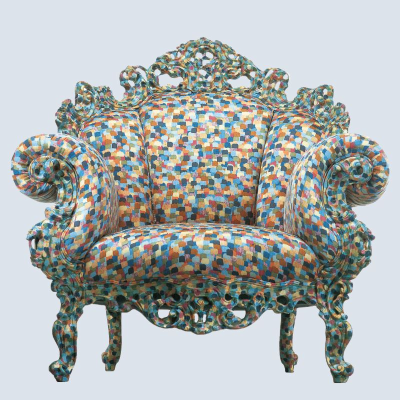 alessandro mendini Alessandro Mendini's Colourful And Contemporary Furniture Designs Alessandro Mendini 2