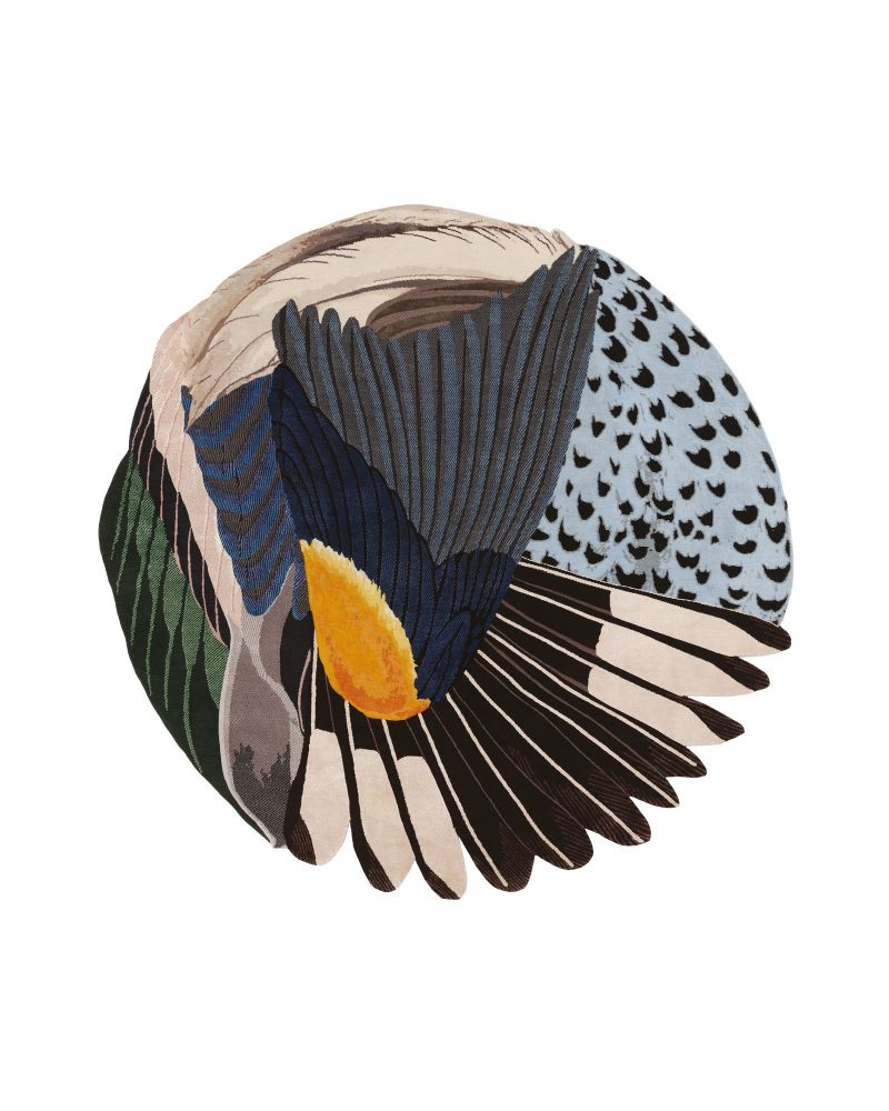 Maarten De Ceulaer's Evocative and Poetic Art Furniture Creations maarten de ceulaer Maarten De Ceulaer's Evocative and Poetic Art Furniture Creations FEATHERS ROUND