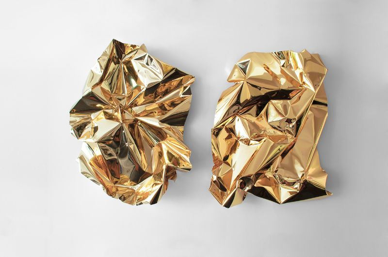 fredrikson stallard Fredrikson Stallard's Works That Thrive On A Raw Sense Of Energy Hurricane Gold