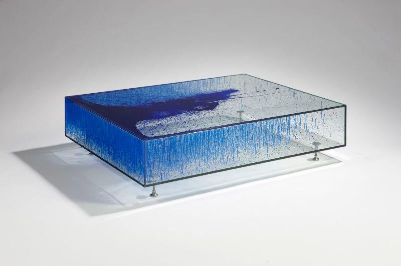 fredrikson stallard Fredrikson Stallard's Works That Thrive On A Raw Sense Of Energy Monochrome Blue
