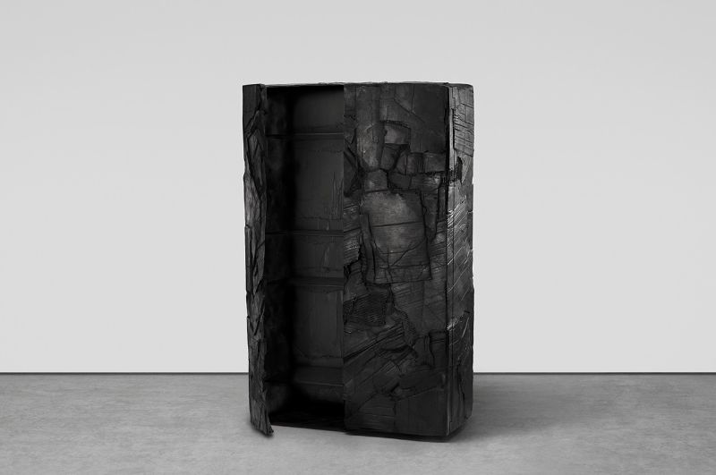 fredrikson stallard Fredrikson Stallard's Works That Thrive On A Raw Sense Of Energy Study of Armour