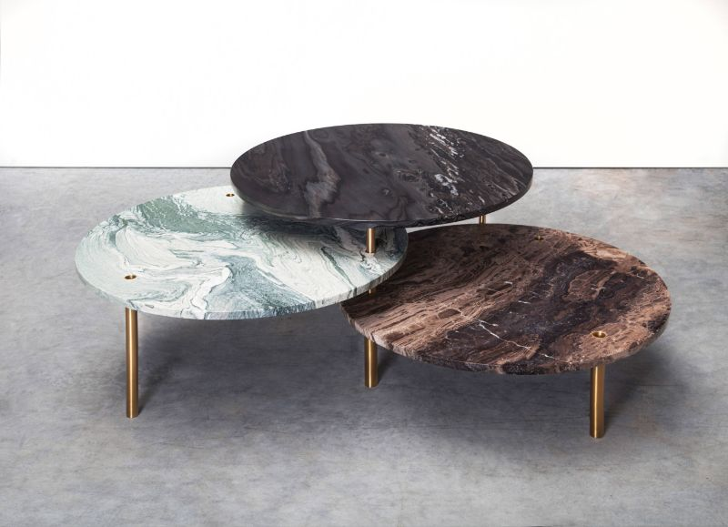 Maarten De Ceulaer's Evocative and Poetic Art Furniture Creations maarten de ceulaer Maarten De Ceulaer's Evocative and Poetic Art Furniture Creations TECTONIC TABLES