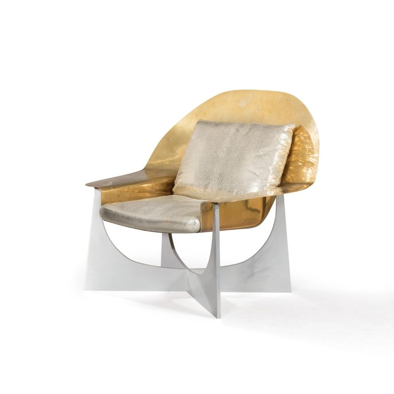 Philippe Hiquily: A Splendid Legacy On Collectible Design philippe hiquily Philippe Hiquily: A Splendid Legacy On Collectible Design Armchair