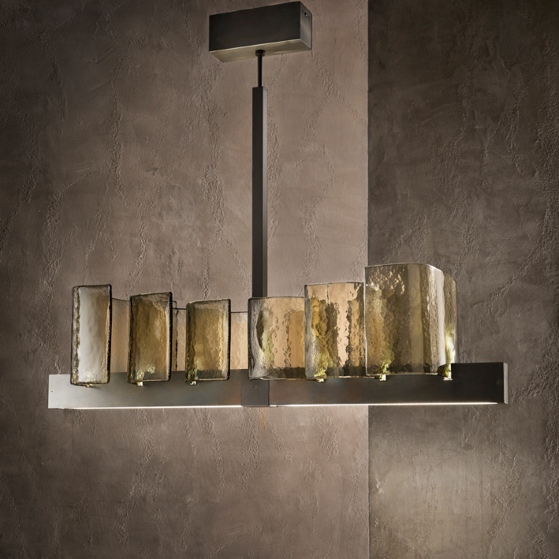 paul mathieu Amazing Modern Design Creations by Product Designer Paul Mathieu Beam Chandelier