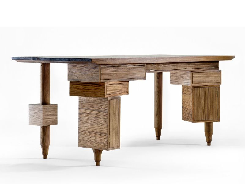 sam baron How Sam Baron Uses Craftsmanship To Create Modern Design Pieces LE BUREAU DE PAOLO