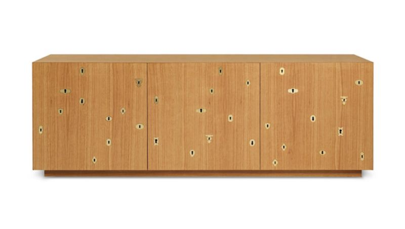 sam baron How Sam Baron Uses Craftsmanship To Create Modern Design Pieces Locks Cabinet