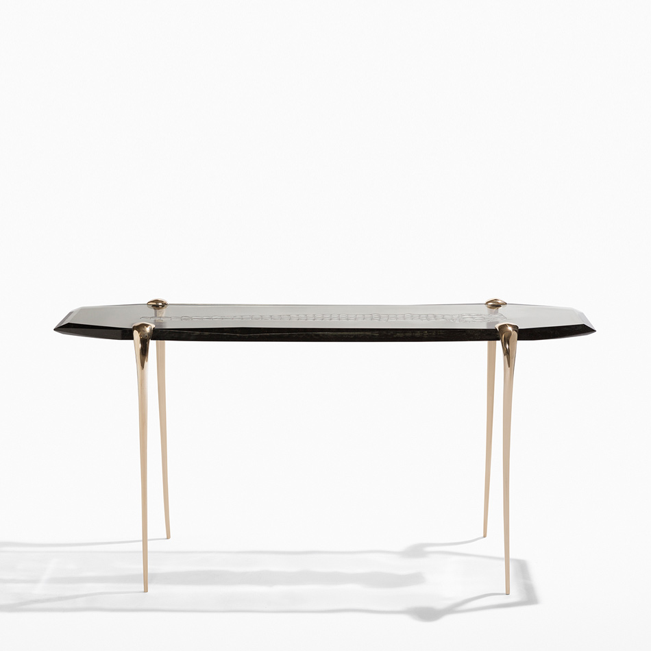 paul mathieu Amazing Modern Design Creations by Product Designer Paul Mathieu Nage Console