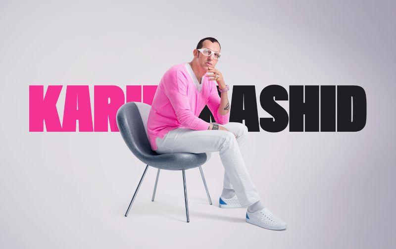 100 Product Designer: Karim Rashid top product designers A Curated and Inspiring Selection: Top Product Designers Of The Week 100 Product Designer KarimRashid