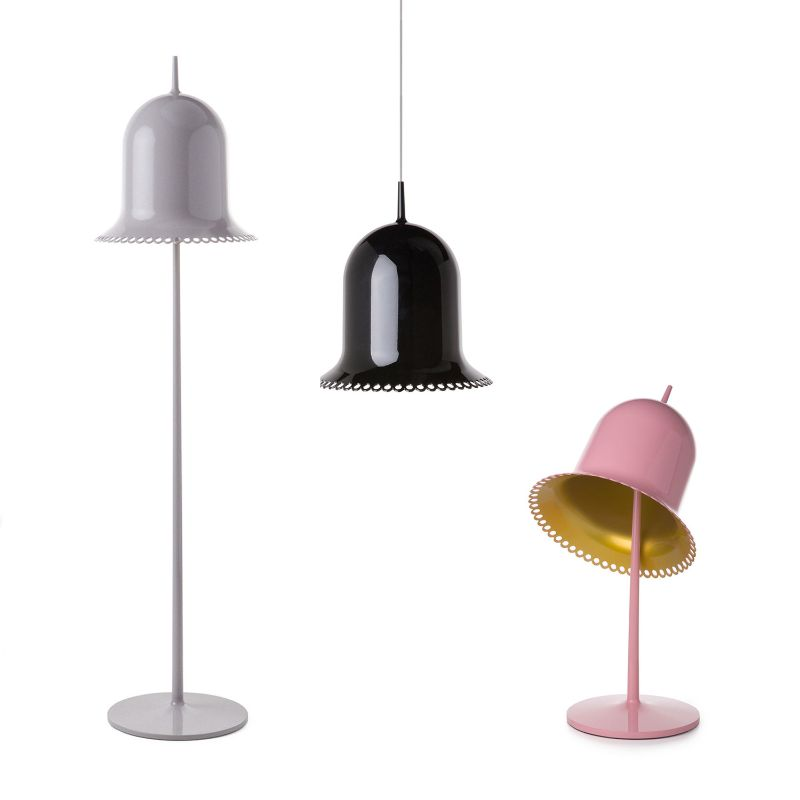 nika zupanc Nika Zupanc, Modern Furniture Design With A Feminine Touch Lolita lamp