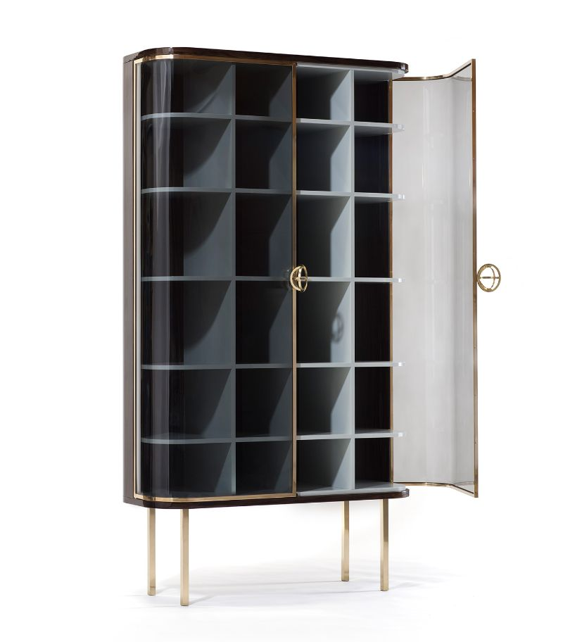nika zupanc Nika Zupanc, Modern Furniture Design With A Feminine Touch Loyalty Cabinet