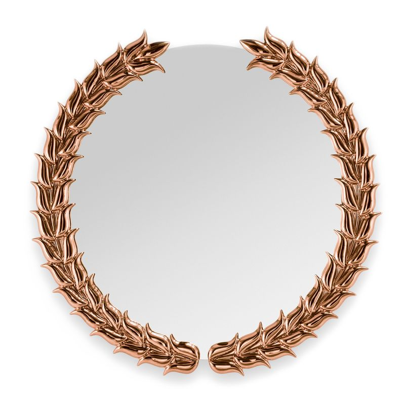 nika zupanc Nika Zupanc, Modern Furniture Design With A Feminine Touch Pride Mirror