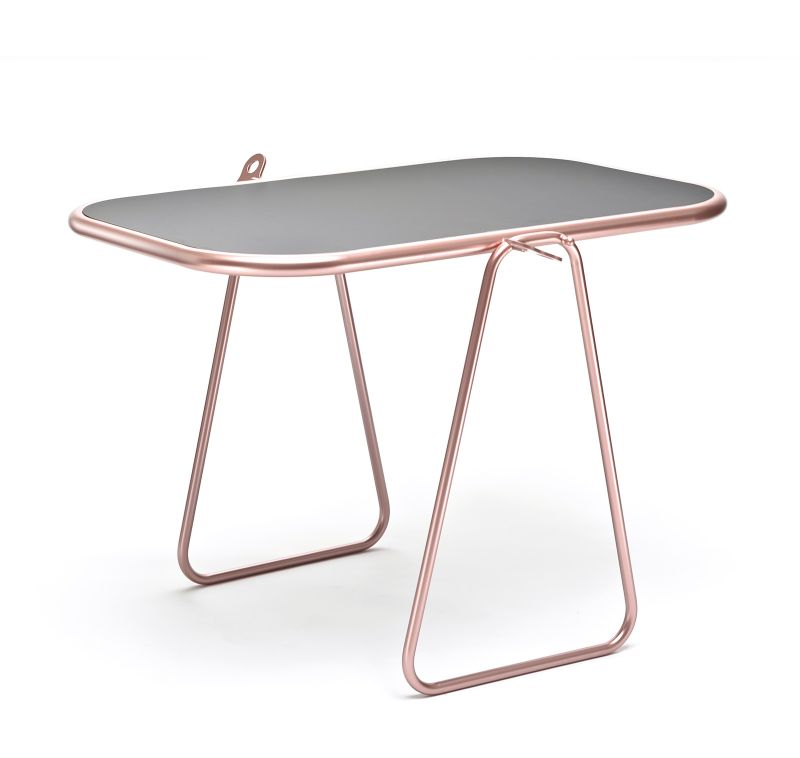 nika zupanc A Feminine Aesthetic In Art Furniture Brought By Nika Zupanc Summertime table