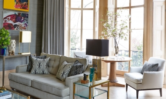 100 Design Projects Peter Mikic's Restauration of a London Townhouse41