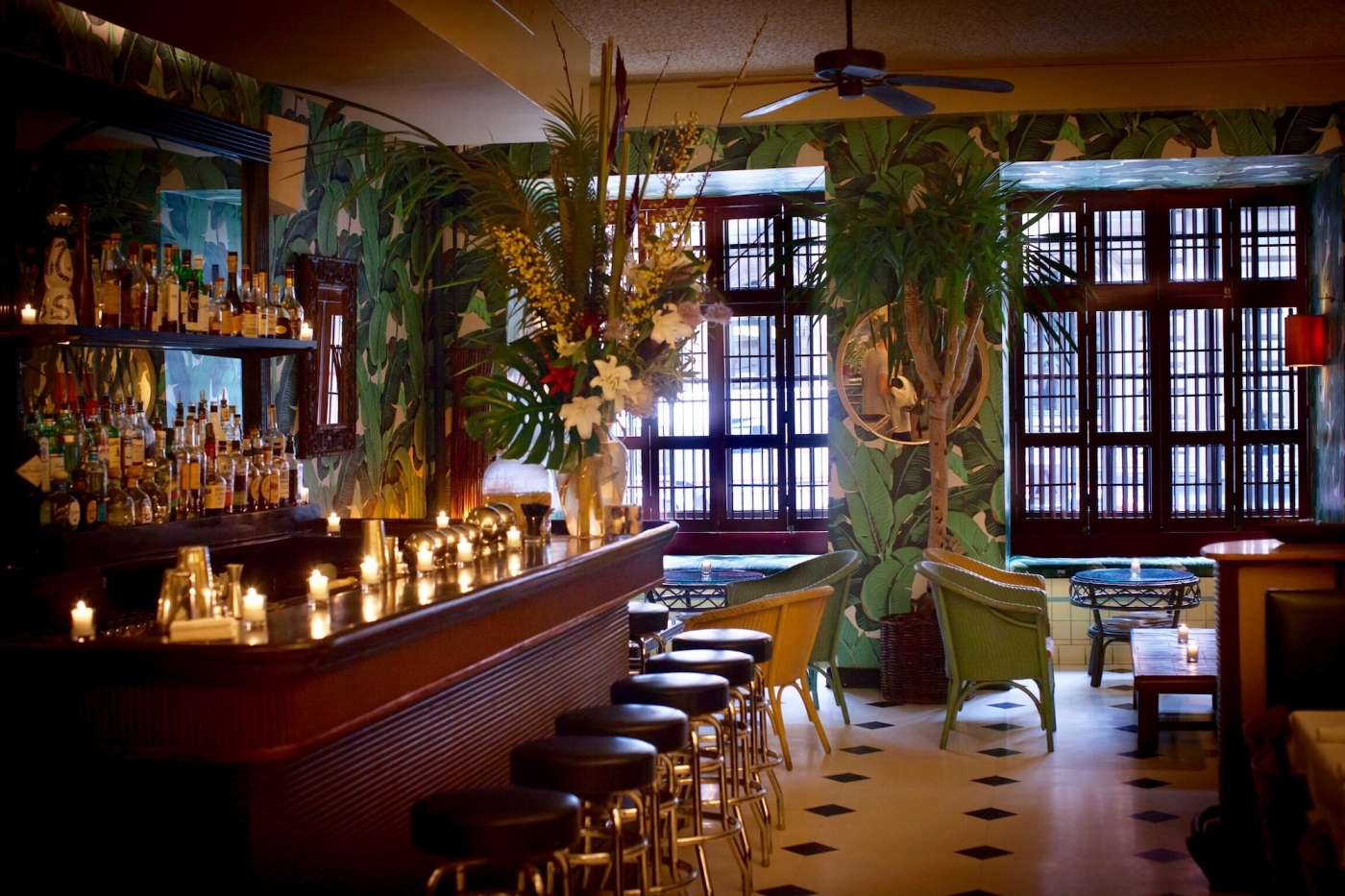 100 New York: 10 Exclusive Design Bars & Restaurants