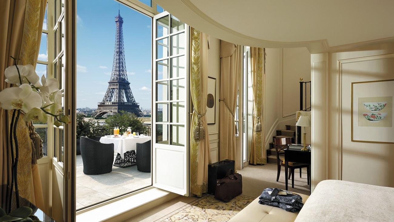 100 Paris - 10 Incredible Design Hotels in Paris