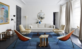 100 Paris - The 10 Best Interior Designers of paris grtange