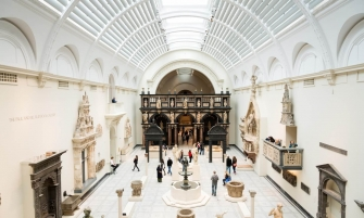 100 London - 10 Amazing Design Galleries & Museums in London