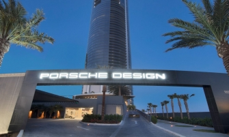 100 Projects - The Amazing Porsche Design Tower in Miami by Michael Wolk 2