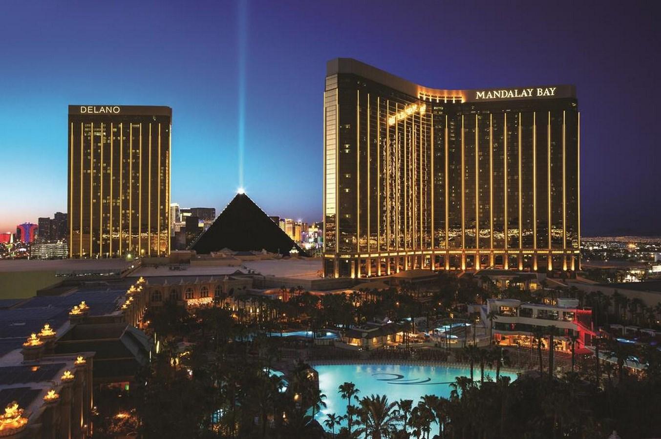 10 Iconic Casinos of las Vegas 4